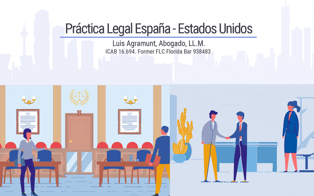 Practica Legal España – Estados Unidos